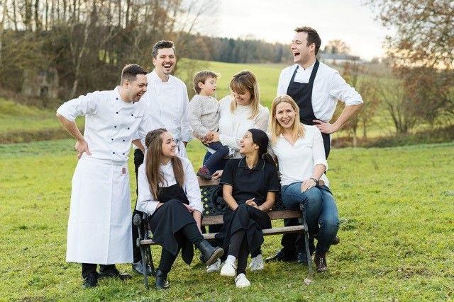 Team der Maiers Hofstubn Haag