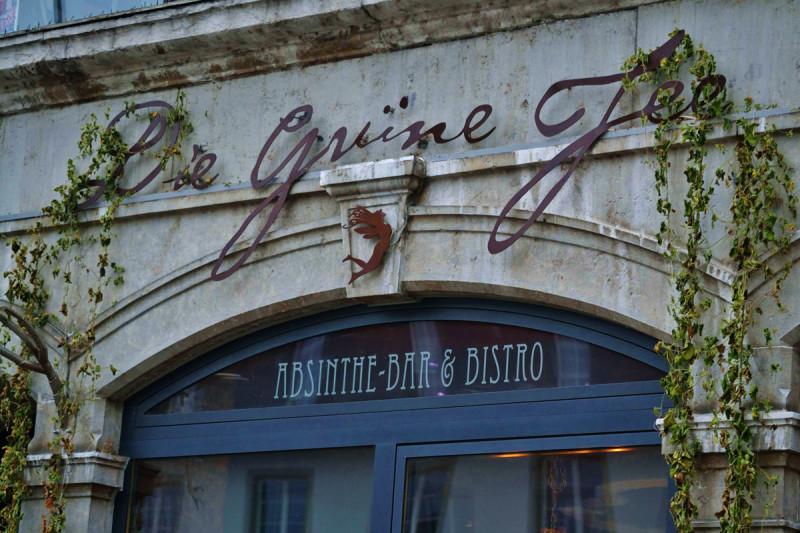 Absinthe Bar - Die Grüne Fee