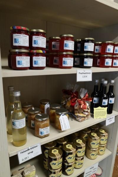 Produkte Hofladen Quelle: Buchhaldehof