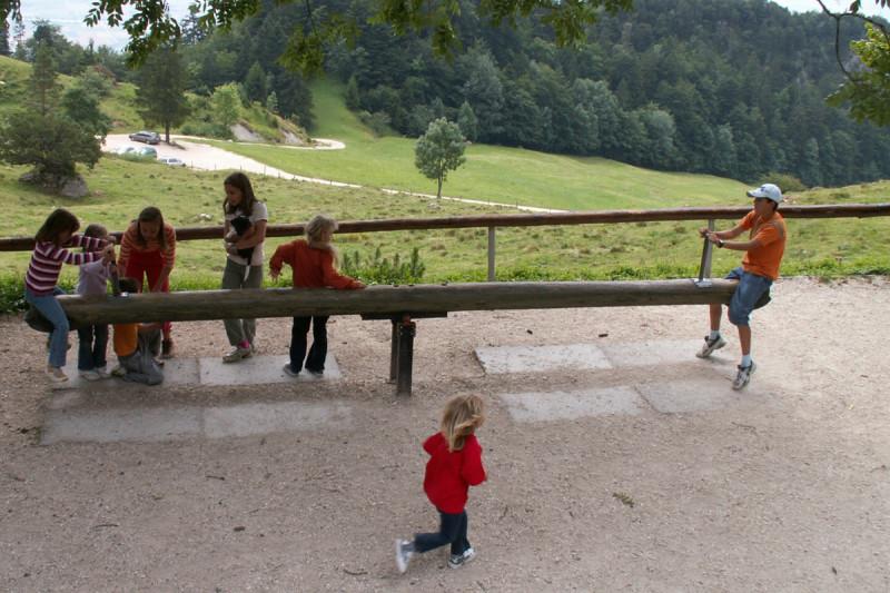 Playground, Naturfreundehaus Schauenburg