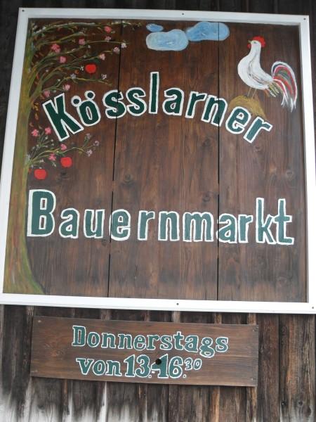 Bildrechte: Bauernmarkt Kößlarn