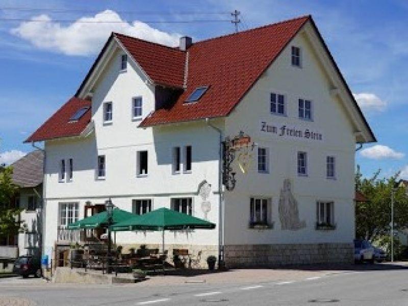 Landgasthof zum Freien Stein