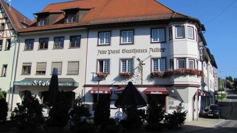 Hotel Restaurant Adler-Alte Post