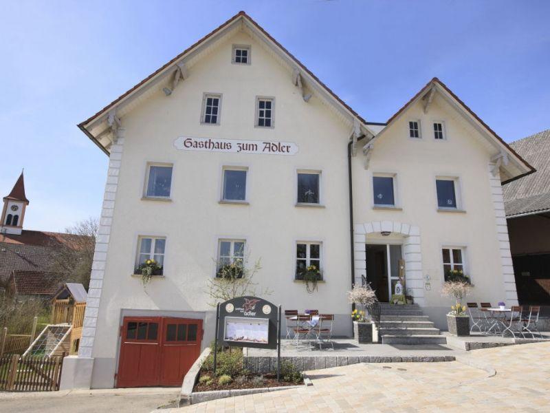 Gasthaus zum Adler Heudorf