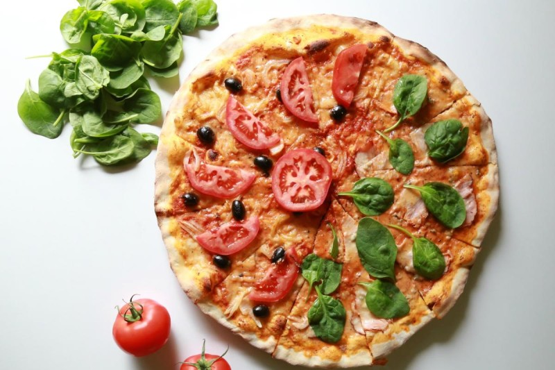 Pizza (Symbolbild) (c) Pexels
