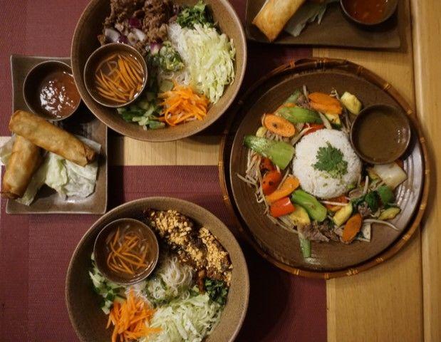 Vietnamesische Küche. © Banh Mi Ut Phi  Karlsruhe