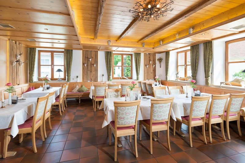 Hubertusstube_Hotel Landgasthof Hofmeier