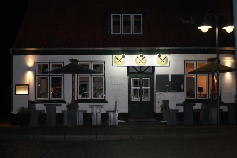 Außenansicht Restaurant Kilian (c) Restaurant Kilian